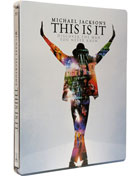 Michael Jackson's This Is It: Collector's Limited Edition (Blu-ray-GR)(Steelbook)