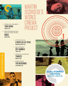 Martin Scorsese's World Cinema Project: Criterion Collection (Blu-ray/DVD)
