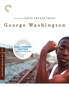 George Washington: Criterion Collection (Blu-ray/DVD)