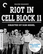 Riot In Cell Block 11: Criterion Collection (Blu-ray/DVD)