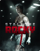 Rocky: Remastered Limited Edition (Blu-ray-UK)(SteelBook)