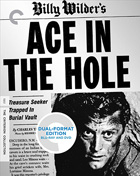 Ace In The Hole: Criterion Collection (Blu-ray/DVD)