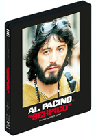 Serpico: The Masters Of Cinema Series (Blu-ray-UK)(Steelbook)