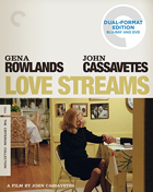 Love Streams: Criterion Collection (Blu-ray/DVD)