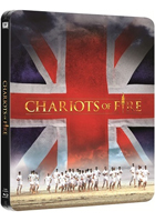 Chariots Of Fire: Limited Edition (Blu-ray-UK)(Steelbook)