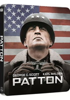 Patton: Limited Edition (Blu-ray-UK)(Steelbook)