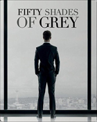 Fifty Shades Of Grey: Unrated Edition: Limited Edition (Blu-ray/DVD)(Steelbook)