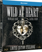 Wild At Heart: Limited Edition (Blu-ray-UK)(SteelBook)