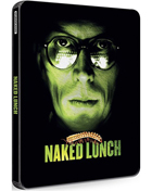 Naked Lunch: Limited Edition (Blu-ray-UK)(SteelBook)
