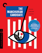 Manchurian Candidate (1962): Criterion Collection (Blu-ray)