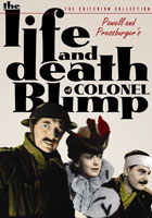 Life And Death Of Colonel Blimp: Criterion Special Edition