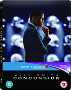 Concussion: Limited Edition (2015)(Blu-ray-UK)(SteelBook)