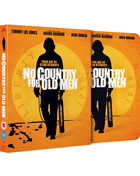 No Country For Old Men: Limited Edition (Blu-ray-UK)(Slipcase SteelBook)