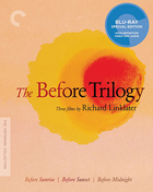 The Before Trilogy: Criterion Collection (Blu-ray): Before Sunrise / Before Sunset / Before Midnight