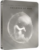 Children Of Men: 10th Anniversary Limited Edition (Blu-ray-UK)(SteelBook)