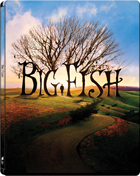 Big Fish: Limited Edition (Blu-ray-UK)(SteelBook)