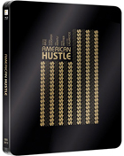 American Hustle: Limited Edition (Blu-ray-UK)(SteelBook)