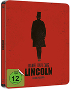 Lincoln: Limited Edition (Blu-ray-GR)(SteelBook)