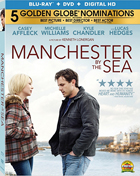 Manchester By The Sea (Blu-ray/DVD)