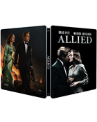 Allied: Limited Edition (Blu-ray-IT)(SteelBook)