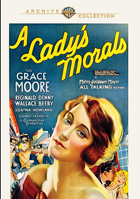Lady's Morals: Warner Archive Collection