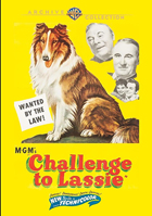 Challenge To Lassie: Warner Archive Collection