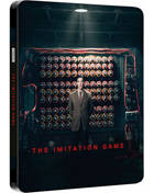 Imitation Game: Limited Edition (Blu-ray-UK)(SteelBook)