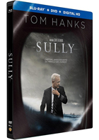 Sully: Limited Edition (Blu-ray-FR/DVD:PAL-FR)(SteelBook)