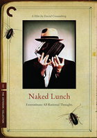 Naked Lunch: Criterion Collection