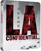 L.A. Confidential: Limited Edition (Blu-ray-UK)(SteelBook)