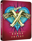 Romeo + Juliet: Limited Edition (Blu-ray-UK)(SteelBook)