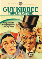 Guy Kibbee Triple Feature: Warner Archive Collection