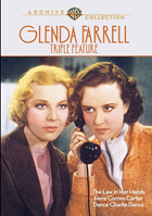 Glenda Farrell Triple Feature: Warner Archive Collection