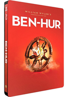 Ben-Hur: Limited Edition (Blu-ray-FR)(SteelBook)(ReIssue)