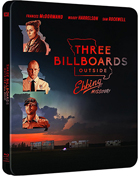 Three Billboards Outside Ebbing, Missouri: Limited Edition (Blu-ray-IT)(SteelBook)