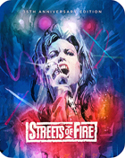 Streets Of Fire: Limited Edition 35th Anniversary Edition (Blu-ray)(SteelBook)