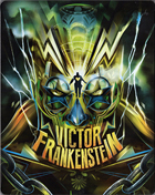 Victor Frankenstein: Halloween Face Limited Edition (Blu-ray)(SteelBook)