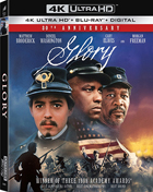 Glory: 30th Anniversary Edition (4K Ultra HD/Blu-ray)