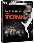 Town: Limited Edition (4K Ultra HD/Blu-ray)(SteelBook)
