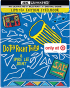 Do The Right Thing: Limited Edition (4K Ultra HD/Blu-ray)(SteelBook)