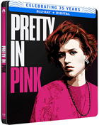 Pretty In Pink: Limited Edition (Blu-ray)(SteelBook)
