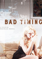 Bad Timing: Criterion Collection