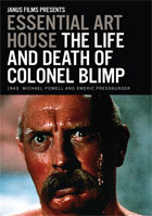 Life And Death Of Colonel Blimp: Essential Art House