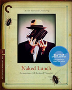 Naked Lunch: Criterion Collection (Blu-ray)