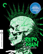 Repo Man: Criterion Collection (Blu-ray)