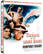 Treasure Of The Sierra Madre: Limited Edition (Blu-ray-UK)(Steelbook)
