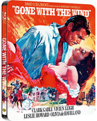Gone With The Wind: Limited Edition (Blu-ray-UK)(Steelbook)