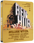 Ben-Hur: Limited Edition (Blu-ray-UK)(Steelbook)