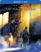 Polar Express: Limited Edition (Blu-ray/DVD)(SteelBook)