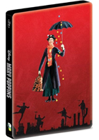 Mary Poppins: Limited Edition (Blu-ray/DVD)(SteelBook)